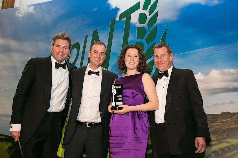 Vegware wins Footprint's Sustainable Supplier AND Innovations in Packaging Award