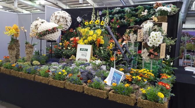 Vegware Gardening Scotland award plants horticulture Penicuik flowers