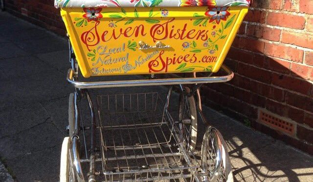 Seven sisters spices pram